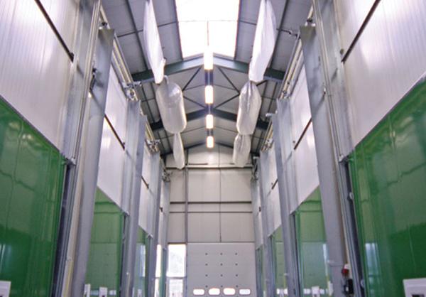 سردخانه با اتمسفر اصلاح شده